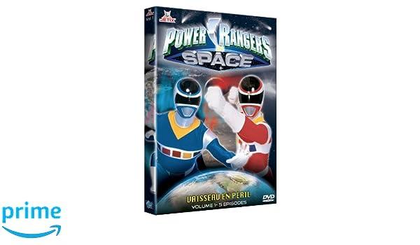 Power rangers in space, vol. 1 [Francia] [DVD]: Amazon.es: Christopher Khayman Lee, Patricia Ja Lee, Tracy Lynn Cruz, Roger Velasco: Cine y Series TV