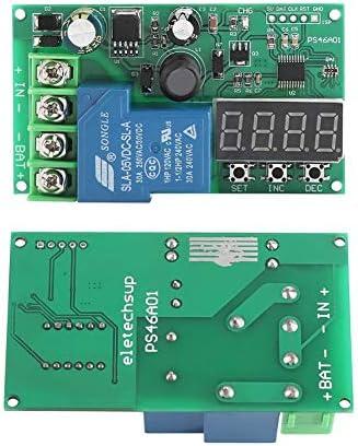 Ladegerät-Schutz DC 6-60V Auto Start/Stop-Modul für 12V 24V 48V Blei-Säure-Batterien