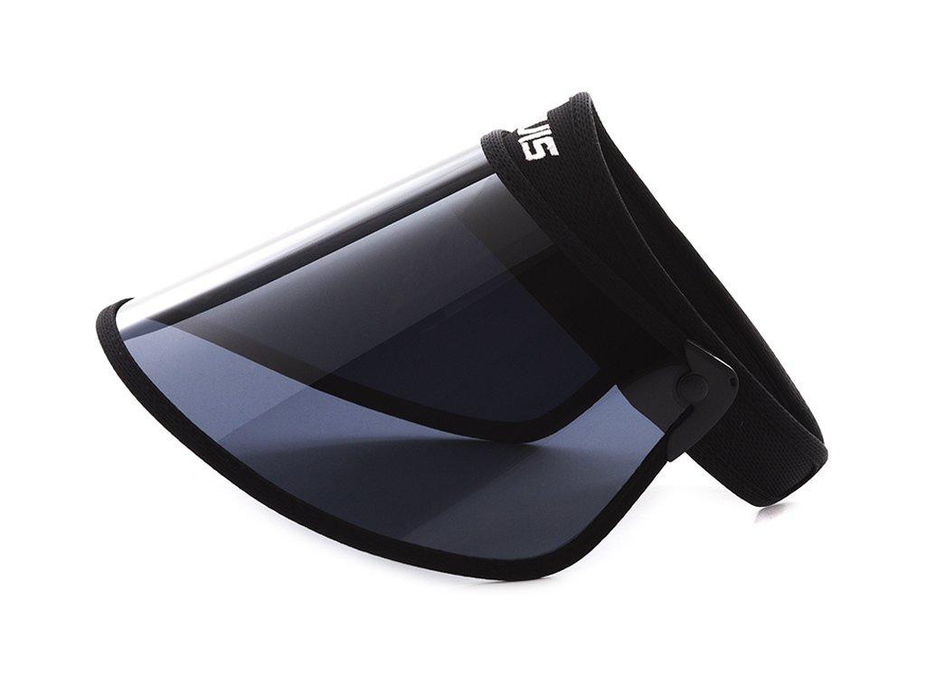 Sovis Oversized - 99%uvb/99%uva2 and 97%uva1 Sun Cap Solar Visor Hat Protection by SOVIS (Image #1)