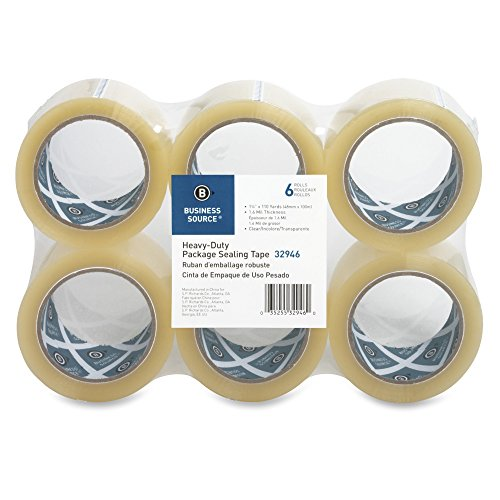 Business Source Heavy-Duty Packaging/Sealing Tape (32946), used for sale  Delivered anywhere in USA