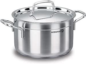 قدر طبخ الفا بسعة 6.8 لتر، 26 × 13 سم من كوركماز، موديل C-MX-A1025