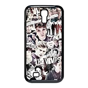 T-TGL(RQ) DIY The Vamps Pattern Protective Durable Back Case for Samsung Galaxy S4 I9500