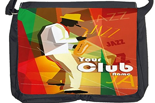 Borsa Tracolla Divertimento Club Stampato