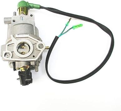 Reemplazo De Carburador Del Carburador Del Motor 2 X Para Huayi De Marca 208CC Delantero Y Trasero