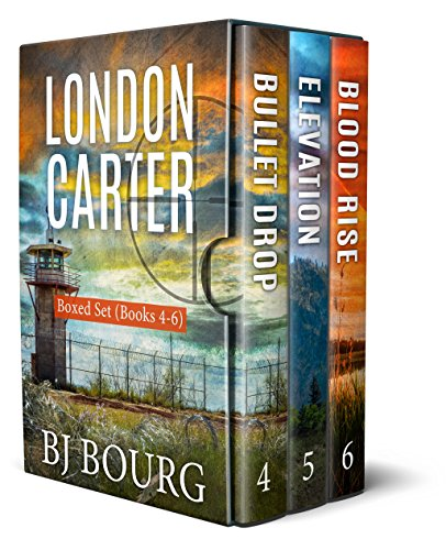 London Carter Boxed Set: Books 4 - 6 (Amazon Author)