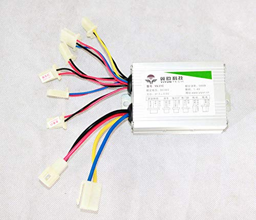 24V36V48V 500W Electric Motor Controller For Brush DC Motor Speed Controller Brushed motor controller (24V500W)