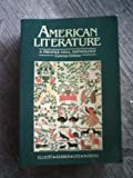 American Literature : A Prentice Hall Anthology, Concise Edition, Elliott, Emory and Litz, A. Walton, 0130257508