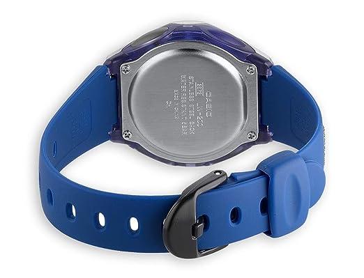 Amazon.com: Casio General Mens Watches Digital LW-200-2AVDF - WW: Casio: Watches