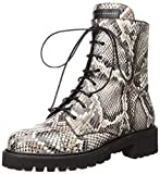 GIUSEPPE ZANOTTI Women's I970005 Combat Boot, Urban, 5.5 B US