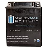 z1 900 - Mighty Max Battery YB14L-A2 12V 12Ah Battery for Kawasaki 900 Z900 (Z1 Series) 1972-1976 brand product
