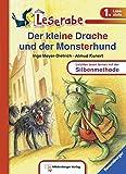 Der kleine Drache und der Monsterhund (Leserabe mit Mildenberger Silbenmethode)