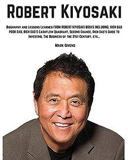 Robert Kiyosaki Biography Including Development ebook product image