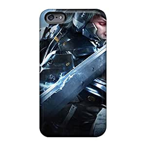 Iphone 6 KwF13296ZSbK Custom Vivid Rise Against Skin Shock Absorption Hard Cell-phone Case -AnnaDubois