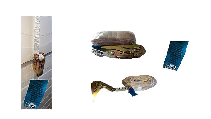 con amarre para lavadora y secadora, seguridad correa tensora ...