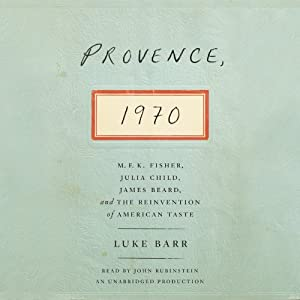 Provence, 1970 Audiobook