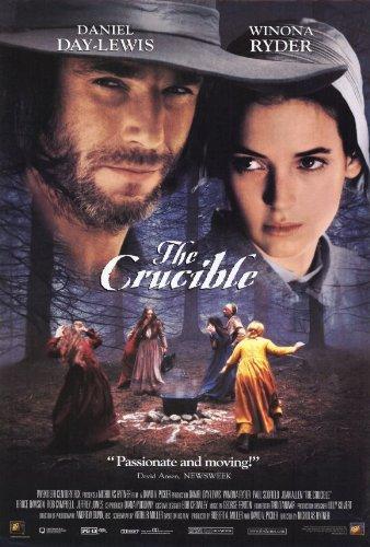 the crucible movie vs book