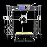 Anet 3D Desktop DIY Printer RepRap i3 High Accuracy Self Assembly with Heatbed