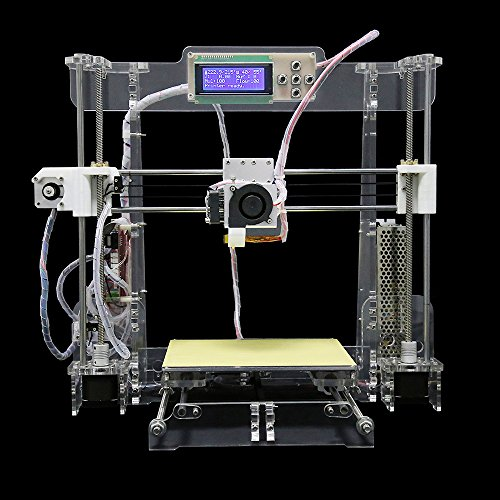 Anet 3D Desktop DIY Printer RepRap i3 High Accuracy Self Assembly with Heatbed by LMYSTAR