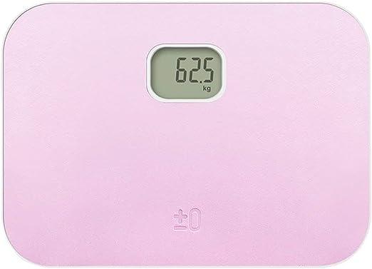 Giow Báscula electrónica compacta de Peso en el hogar portátil de ...