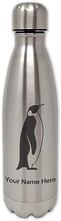 LaserGram Stainless Steel Water Bottle