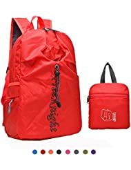 NiNE CiF Foldable Backpack 40L Utralight Waterproof Packable Bag for Hiking Camping Sport Daypack