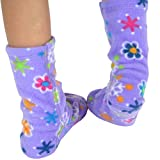 Polar Feet Kids' Socks Regular Snowflower XS