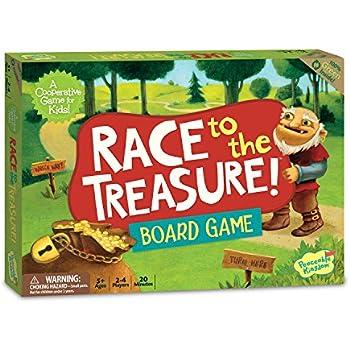 Treasure Island Cooperative Board Game