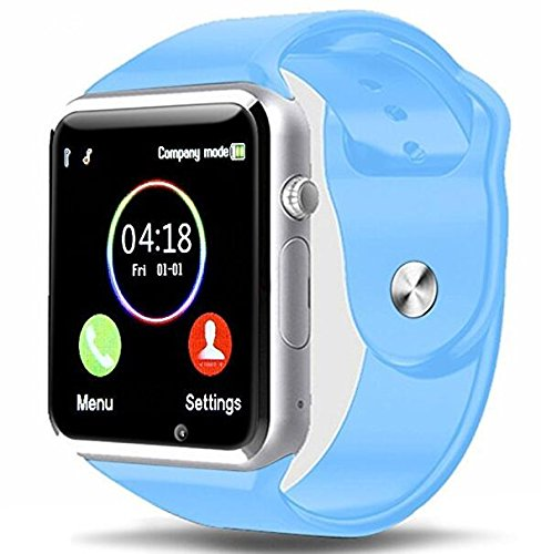 Amazon.com: Touch Screen Smart Watch Bluetooth V4.0 ...