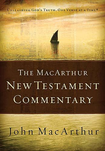 Download The MacArthur New Testament Commentary: Unleashing God's Truth, One Verse at a Time ebook