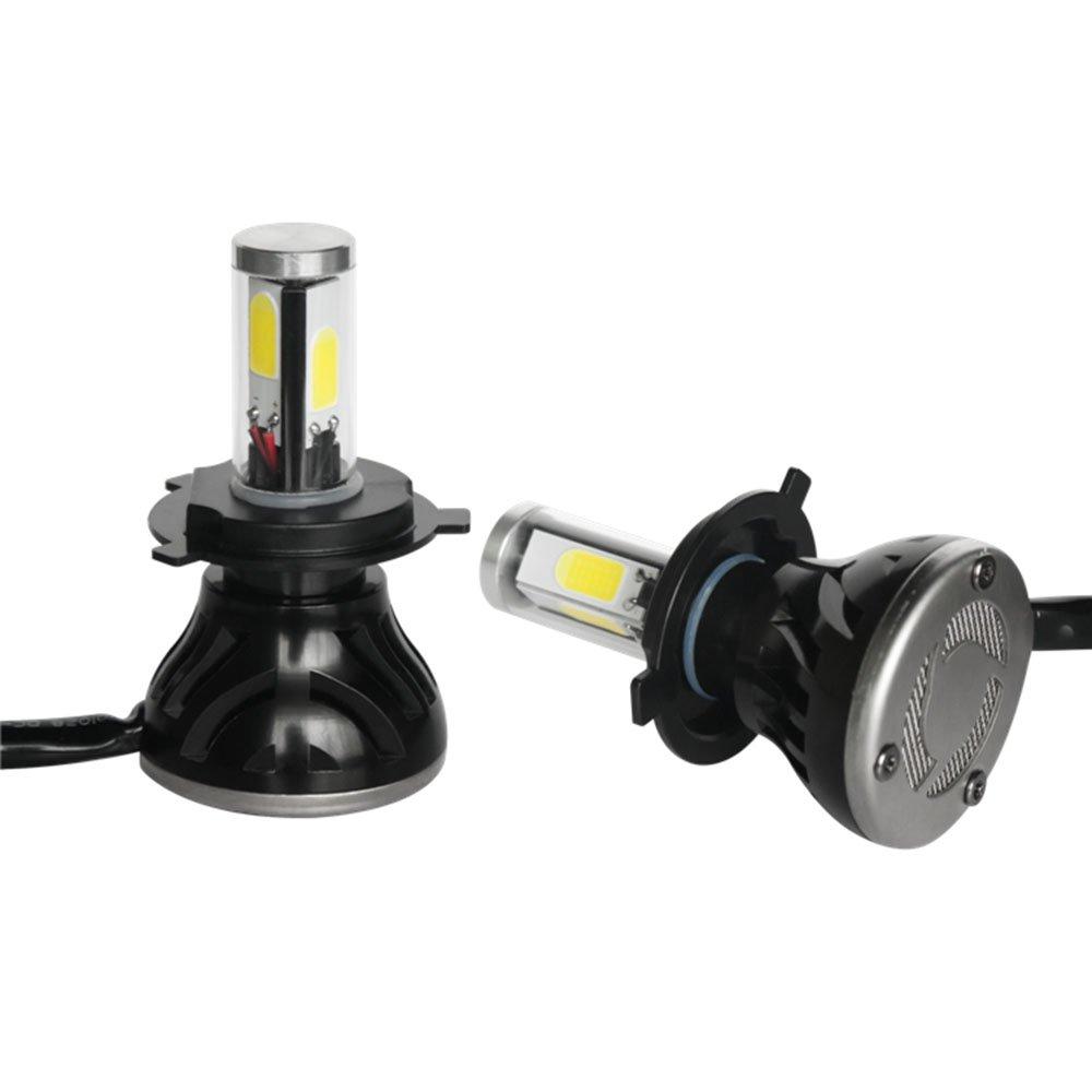 CAR ROVER® H4 Faro Bombillas Canbus Alquiler de luces LED 80W brillante estupendo de la lámpara con la viruta del Cree para el coche/Van/Camión/vehículo: ...