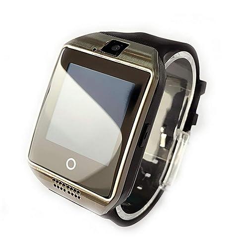Smart Watch, SmartWatch De Pantalla Táctil con Cámara Ranura ...