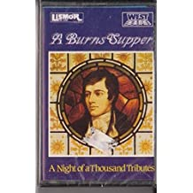A Burns Supper: A Night of a Thousand Tributes