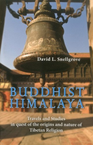 Download Buddhist Himalaya: Travels and Studies in quest of the origins and nature of Tibetan Religion pdf