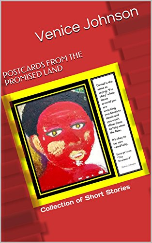 (POSTCARDS FROM THE PROMISED LAND: Collection of Short Stories (On the Boulevard Book 3) )