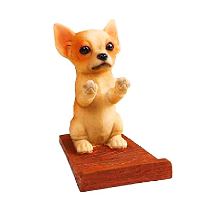 Puppy Dog Cell Phone Stands Smartphone Holder for Desk Chihuahua