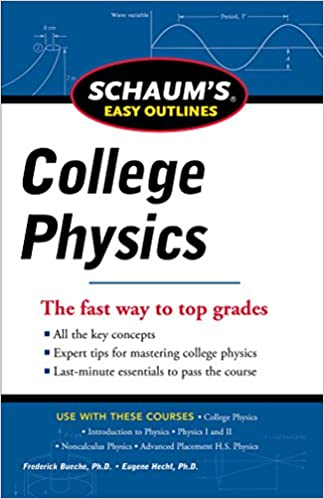 schaum's outline of college physics 11th edition pdf