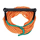 MagiDeal Premium 75ft 1 Section Water Ski Wakeboard Rope Slalom Course Trainer Cord Line Equipment & Handle Accessories