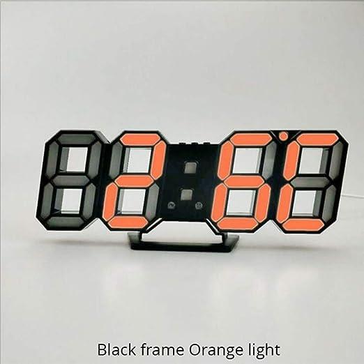 QWAYIM Reloj De Pared Reloj De Pared Diseño Moderno Reloj De Mesa ...