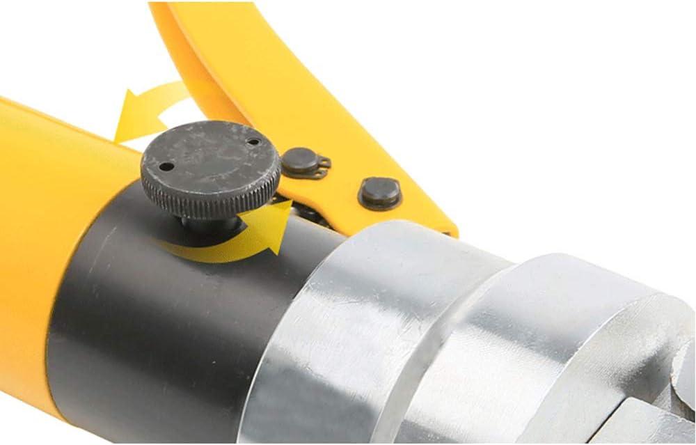 CGOLDENWALL Hydraulic Flange Spreader Splitter Portable Manual Hydraulic Flange Separator Integral//Split Expansion Separation Tools YQ-30 Split Type