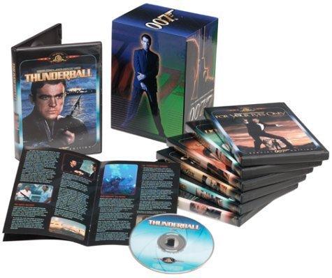 Bond Box Set (The James Bond Collection, Volume 1)