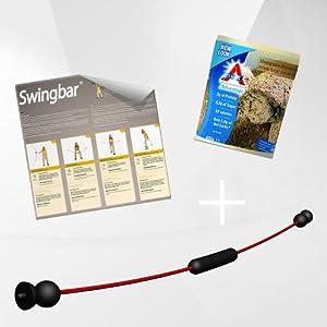NEU Swing Stick PREMIUM mit 2 Schwierigkeitsstufen, Made in Germany,...