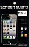 【Apple iPod touch  第4世代用液晶保護フィルム】光沢タイプ Screen Guard for iPod touch 4 (835-1)