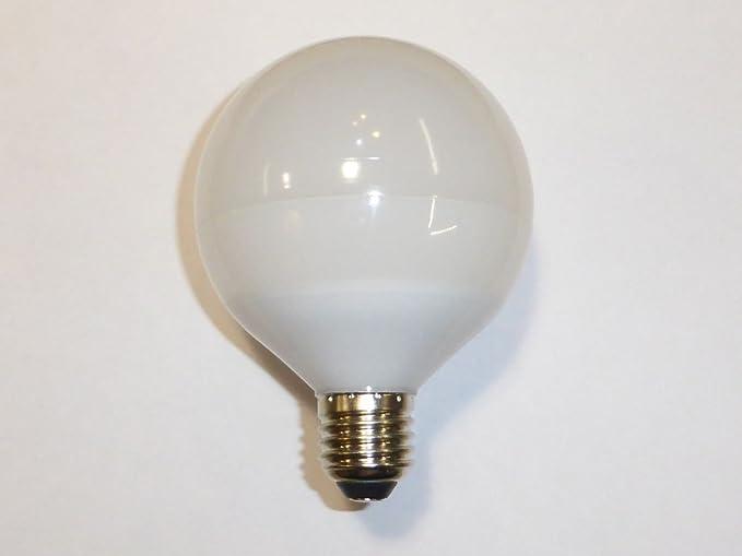 Lampada mini globo led deco e w lumen luce calda k