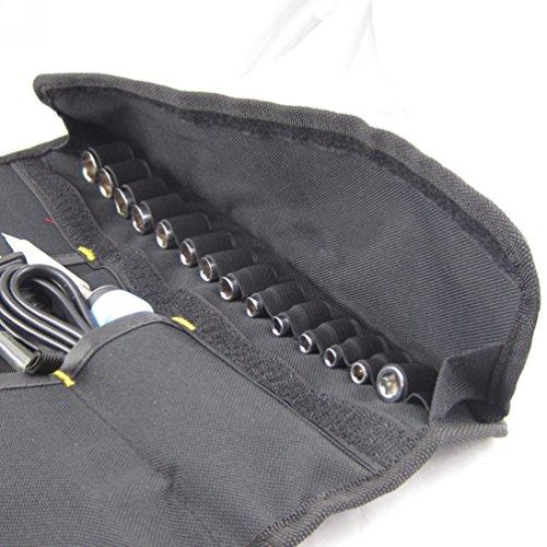 Porte Multi Bleu Rangement Outils À Rouleau usages De Pochettes Poche Noir outils Portable Sacoches Heheja PwXxvAROOq