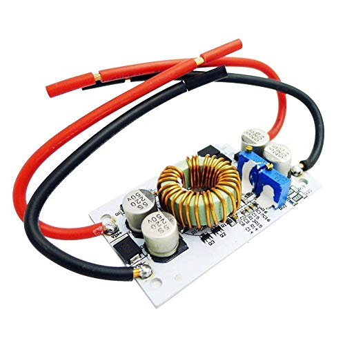 Ocamo 250W 10A Boost Converter with Step-up Current Limiter