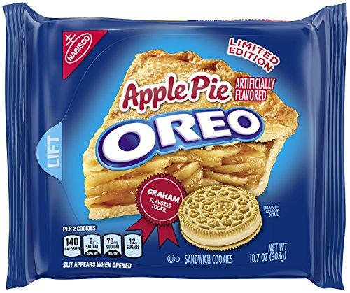 Oreo Apple Pie Sandwich Cookies 107 Ounce