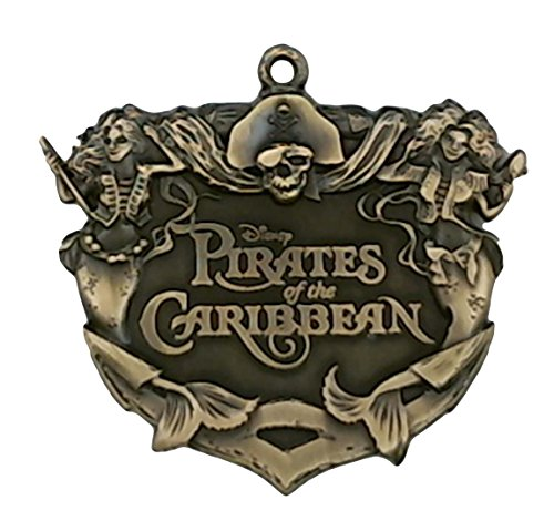 - Disney Pin - Pirates of the Caribbean - Anchor