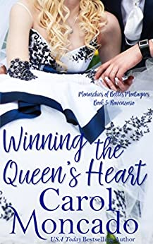 Winning Queens Heart Contemporary Monarchies ebook product image