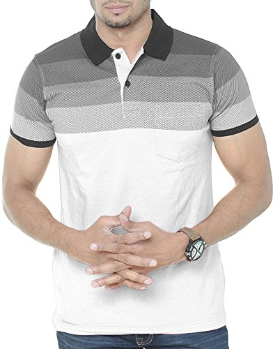 56578900446a9 WEXFORD Men s Cotton Polo (Wex-Wfe010H)  Amazon.in  Clothing ...