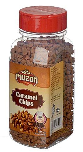 Caramel Chips 10 oz (Caramel Chips)